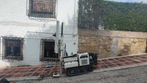 Estudio Geotécnico Sevilla