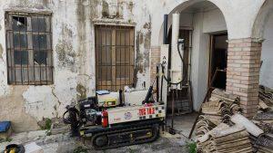 Estudio Geotécnico Extremadura